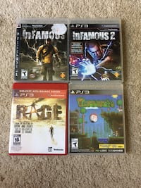 Ps3 games Langley