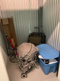 Gas Grill and Two Seat Patio Set 42 km