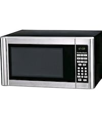 Hamilton Beach Microwave, Stainless Steel  Vancouver