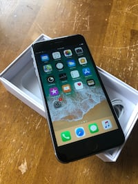Unlocked iPhone 64GB 6S Plus Washington