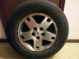 Need a spare? 16 inch  $40