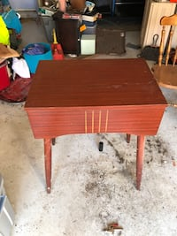Sears Sewing Table w/ Machine