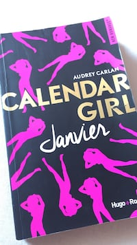Audrey Carlan Calendrier Girl Janvier book Troyes