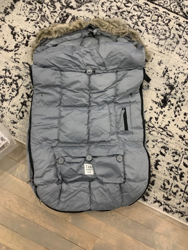 "7AM Enfant""Le Sac Igloo""  Stroller and Car Seat Cover  0"