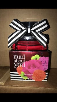 """""""NEW"""" Mad about you perfume bottle"""