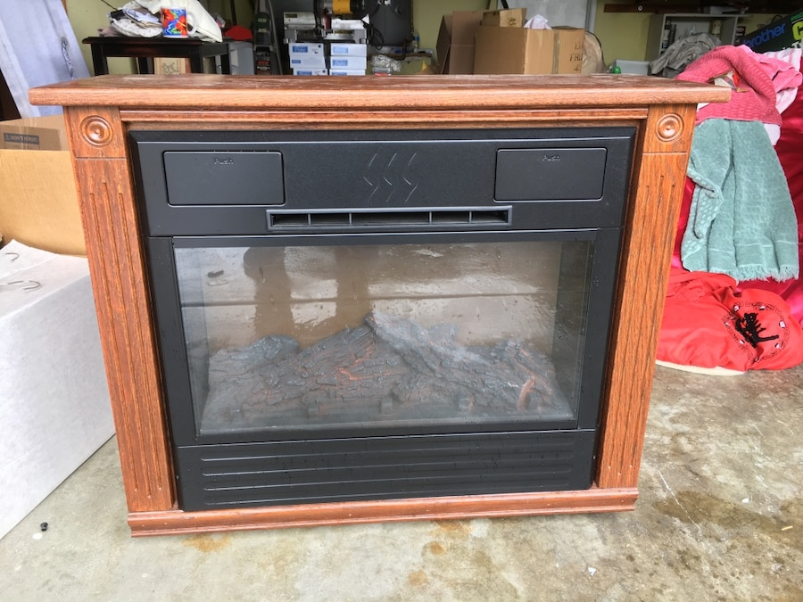 used new fireplace electric heater for sale in foster city letgo rh tr letgo com