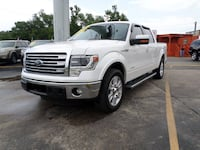 2013 F150 Lariat $2500 Down Payment  Houston