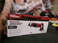 red and black Craftsman power tool Piedmont, 29673