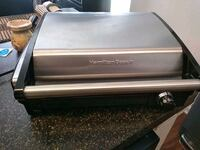 indoor grill counter top by Hampton Beach