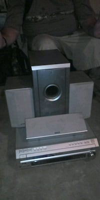 Pioneer  home theater system 2165 mi
