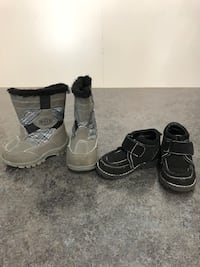 Toddler boys size 5 shoes