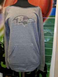NWT! HIWomens NFL Ravens Game Day Top Owings Mills, 21117