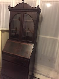 Antique secretary Desk/cabinet  Avenel, 07001