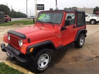 2002 JEEP WRANGLER TJ/X 2 DRS East Dundee