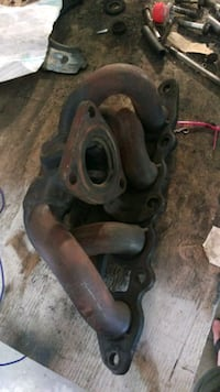 Ford focus zetec exhaust manifold Lincoln