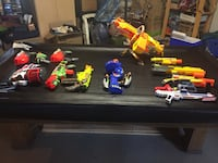 NERF GUNS FOR SALE 4 Bundles of prices