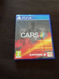 Sony PS4 Project Cars case 6620 km