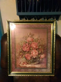Reduced roses art picture Oklahoma City, 73109