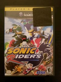 Sonic Riders for Gamecube  Vaughan, L4L
