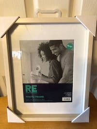 New - RE Room Essentials Photo Frame, holds 8x10 pic, Light Wood Baltimore, 21236