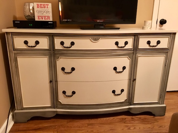 Used Shabby Chic Buffet Dresser for sale in Sayreville - letgo