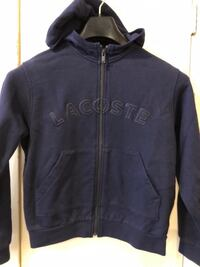 Lacoste size 10 youth