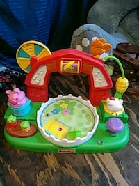 Fisher-Price Toddler musical farm toy Enid, 73701