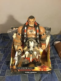 "Warcraft 18"" very large Figure Big Figs- New Pickup Only Jane Sheppard area  Toronto, M3L 2K1"