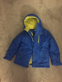 Winter youth jacket