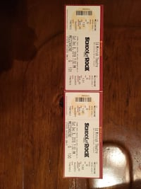 Discounted school of rock tickets Toronto, M4L 2H7