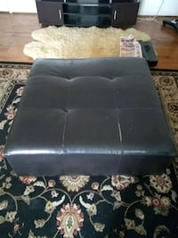 Almost new large Ottoman