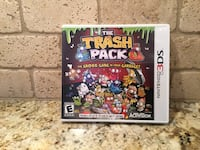 Nintendo 3DS The Trash Pack game case new