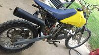 This is a 2002 125cc Suzuki , the bike runs perfect it hurt to let it go but I need it gone before June 8th Sunset, 70584