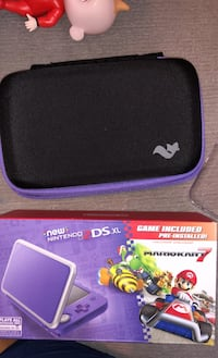 Nintendo 2 DS XL Case and clear protector  Toms River, 08753