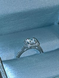 Engagement ring size 5 - Sapphire