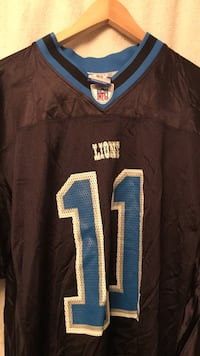 Williams Detroit Lions Jersey Pittsburgh, 15216