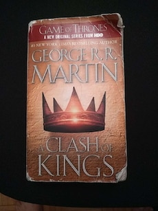 Game Of Thrones : A Clash Of Kings for sale  Castle Point, NJ