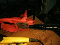 Electric chainsaw Knoxville
