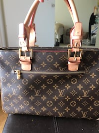 handbag- LV Mc Lean, 22102