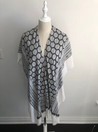 WOMENS FREE PRESS CAPE/PONCHO Markham