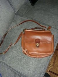 COACH Vintage Willis British Crossbody/Satchel  Florissant, 63031