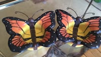Butterfly candle holder six dollars for both Baltimore, 21206