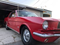 1966 Ford Mustang Long Beach