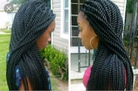 Hair styling Temple Hills