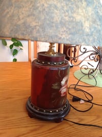 Cecorative table lamp