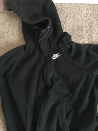 black The North Face zip-up hoodie Odenton, 21113