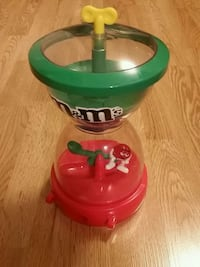 M&M see saw candy dispenser Orland Park, 60462