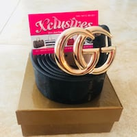 "Gucci Belt sizes 36""-40"" Victorville, 92392"
