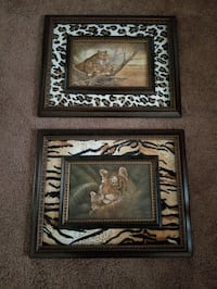2 wall pictures 16inx13in Fort Washington, 20744