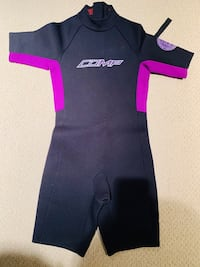 Junior/Kids Shortsleeved Wetsuit Size 16 preowned good condition Reston, 20194
